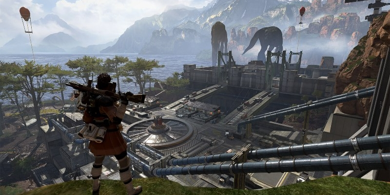Apex Legends presents season 6 with a new character