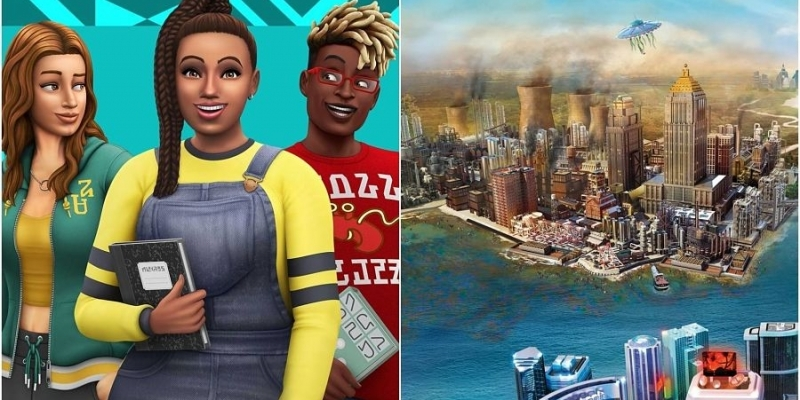 Will there be a film of The Sims?