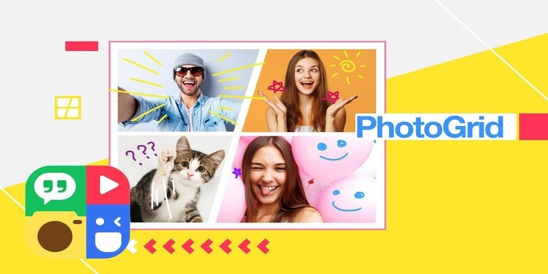 Edit photos on your phone with Photo Grid