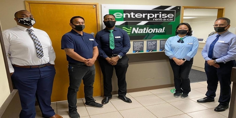 Enterprise Rent-A-Car opens new office at Andersen Air Force Base