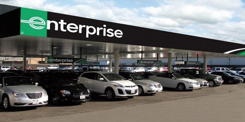 Enterprise Rent-A-Car, a pharaonic car rental project