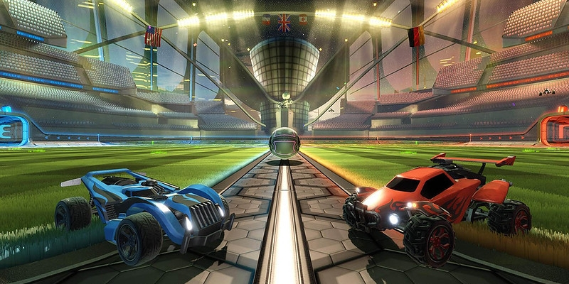 Rocket League statistics in these 5 years