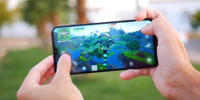 Google Play Store welcomes Epic Fortnite