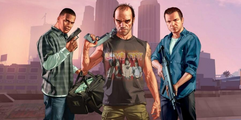 GTA V comes to the consoles of the new generation