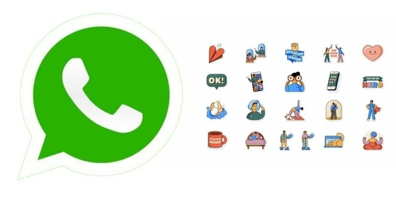 How to test the new WhatsApp stickers