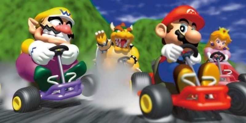 Mario Kart a success on any console