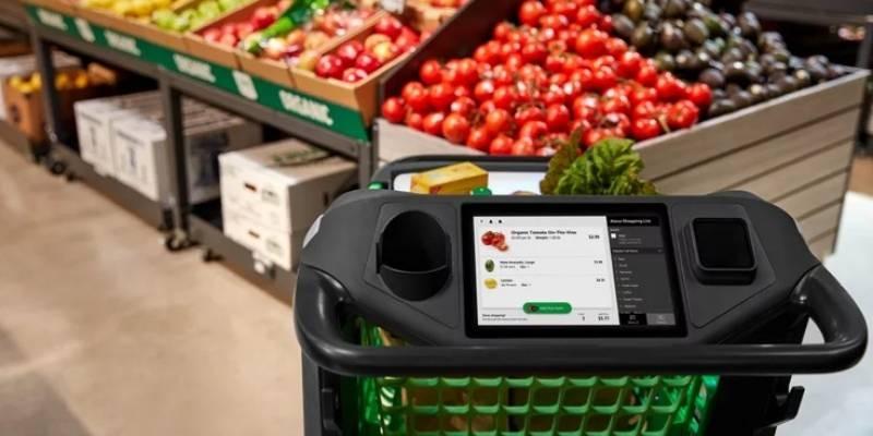 New generation of purchases: Amazon presents Amazon DashCart