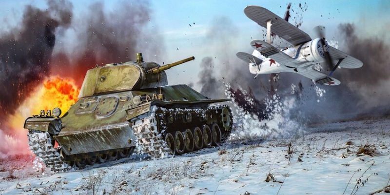 New season of World War in War Thunder