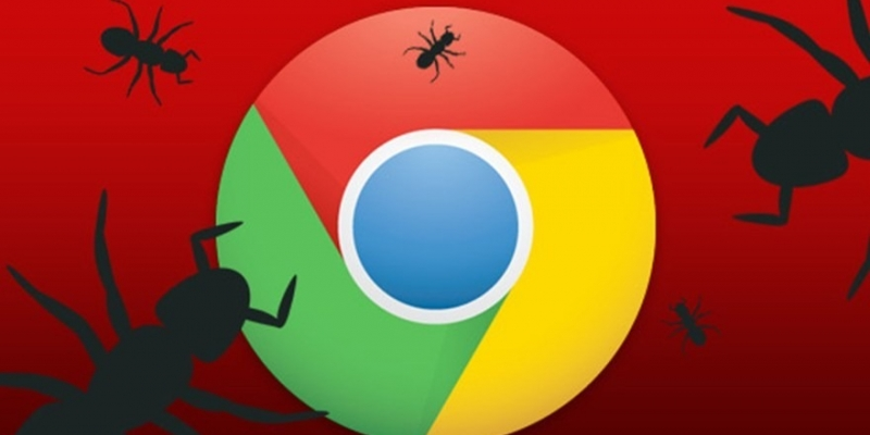 Another strong attack on Google Chrome