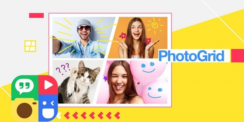 Photo Grid among the best editing apps
