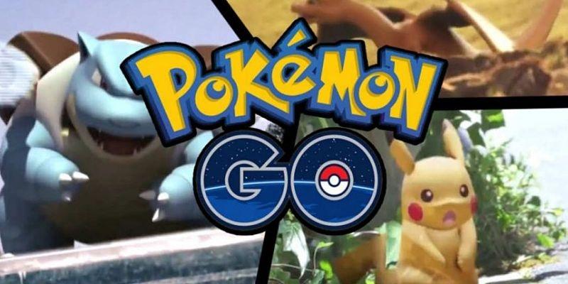 Confinement measures from Pokémon GO