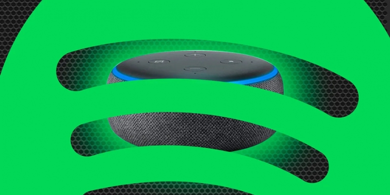 Spotify comes to Alexa for free