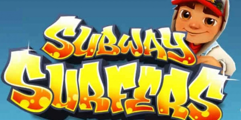 Subway Surfers creates a whole line of products