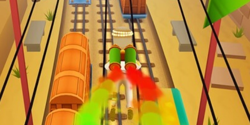Subway Surfers in real life?