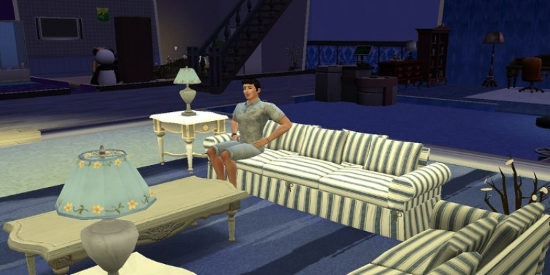 The Sims change screens, they will have their own reality show